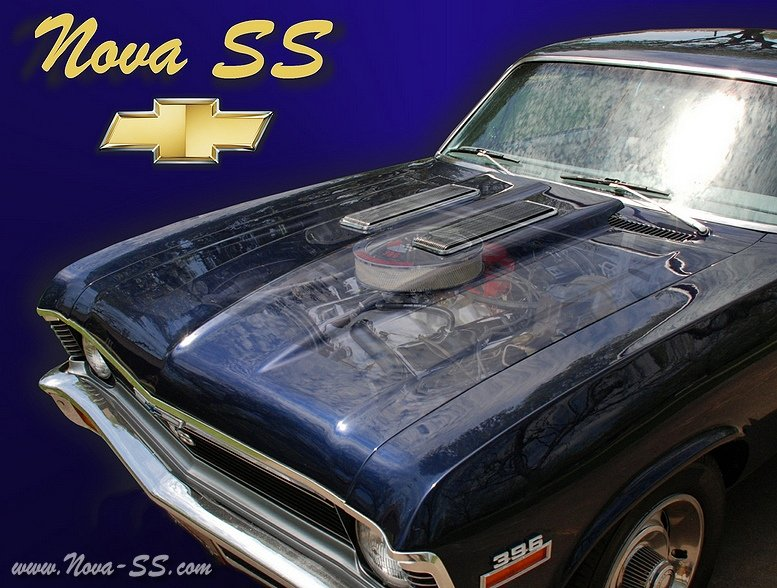 1971  Nova SS - Photography and Graphics  by ADC Web Design